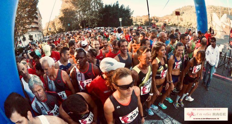 partenza cardio race